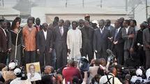 Présidentielle 2012 : Les candidats du M23 suspendent leur campagne électorale