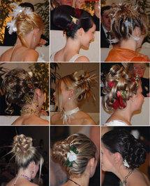 Choisir sa coiffure de mariée