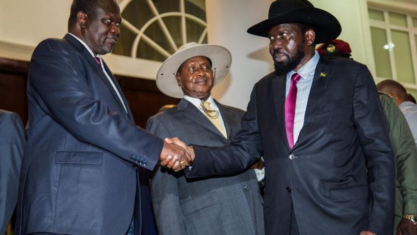 Soudan du sud: nouveau revers dans le processus de paix