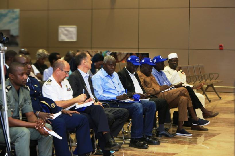 Accident du vol d'Ethiopian Dakar/Addis-Abeba : Aucun dysfonctionnement n'a été relevé dans la chaîné d'intervention  à l'AIBD