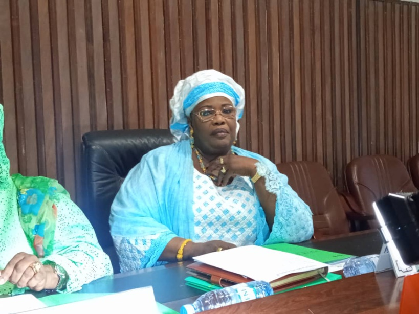"""Aminata Mbengue Ndiaye : """"la poursuite du travail politique représente pour nous une double signification"""""""
