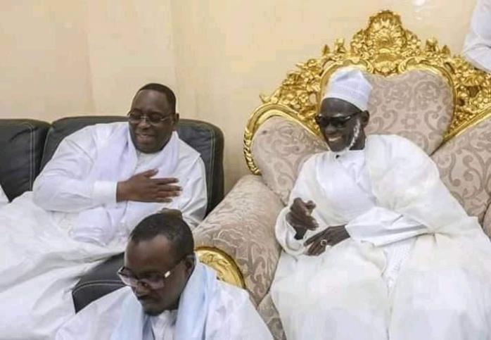 Magal 2019 : Macky attendu à Touba demain, vendredi