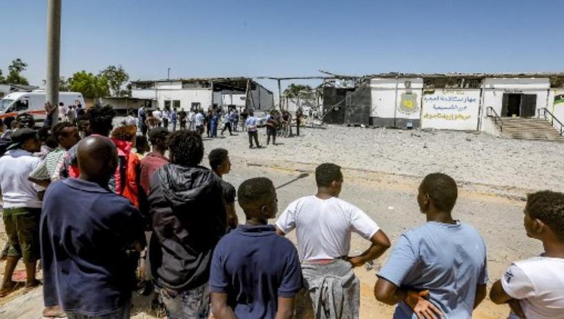123 demandeurs d'asile évacués de Libye sont arrivés au Rwanda