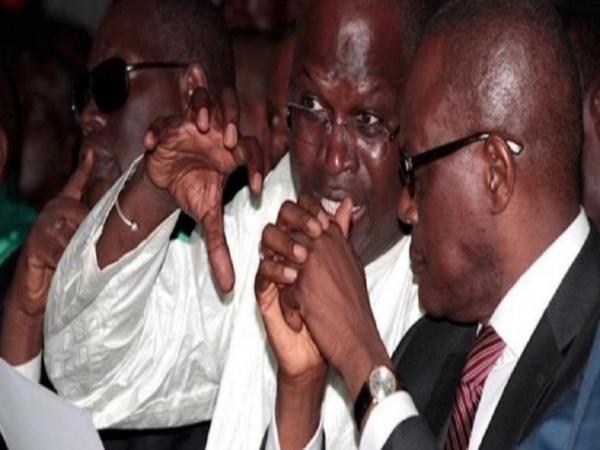 Exclusif ! Khalifa Sall s'est rendu chez Ousmane T. Dieng pour présenter ses condoléances