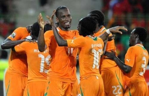 """CAN 2012 - Finale Côte d'ivoire vs Zambie: """"Eléphants"""" et """"Chipolopolo"""" pour l'histoire"""