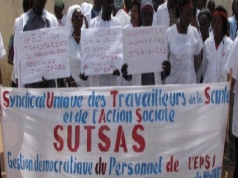Guédiawaye : les agents du centre de santé observent un arrêt de travail ce vendredi