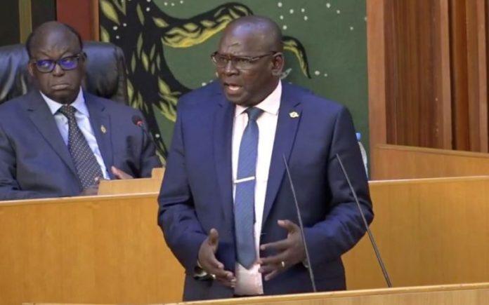 «Ousmane Sonko se prend pour ce qu'il n'a pas, il n'y aucun plan ourdi pour qui que ce soit», selon Aymérou Gningue