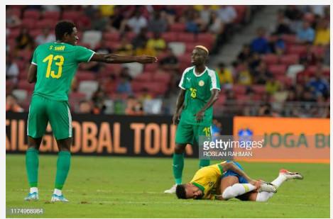 Les primes brouillent la Tanière — Brésil-Sénégal