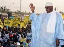 Abdoulaye Wade en campagne en Casamance (RFI)
