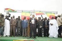 KEDOUGOU : Choc inévitable entre Abdoulaye Wade et les candidats de l'opposition