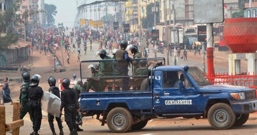 Y'en a Marre et Africivistes demandent la libération d'activistes arrêtés en Guinée