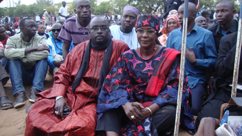 AUDIO - Place de l'Obélisque - Amsatou Sow Sidibé : « Je suis membre de Y en a marre »