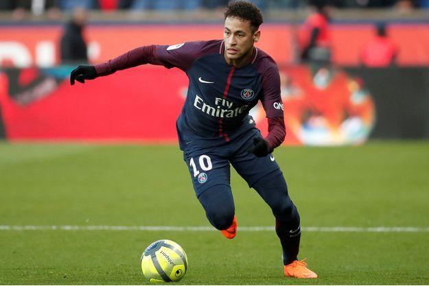 Quatre semaines d'absence pour Neymar