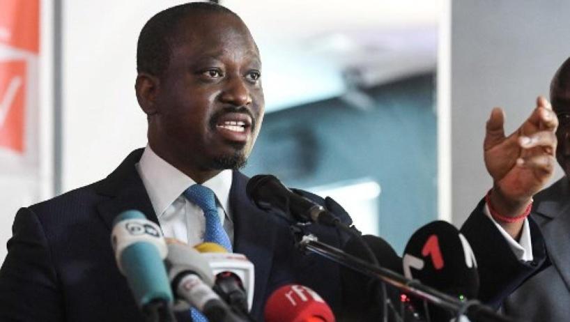 Côte d'Ivoire: Guillaume Soro candidat à la présidentielle de 2020