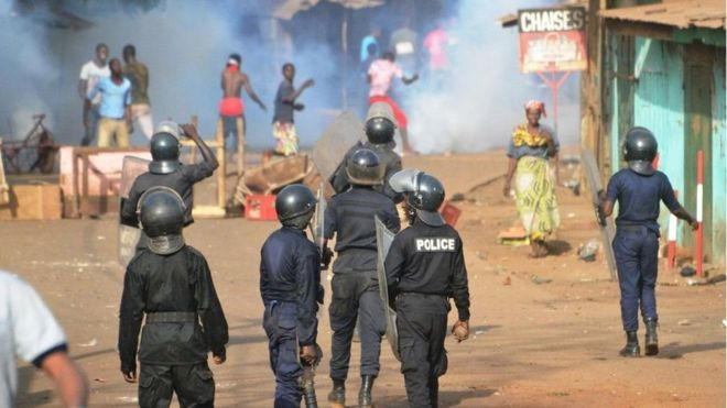 Comprendre la crise politique en Guinée