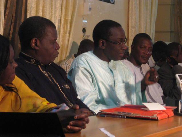 Saint-Louis - Report de la Présidentielle : La fédération Pds rejette la proposition de Bamba Dièye