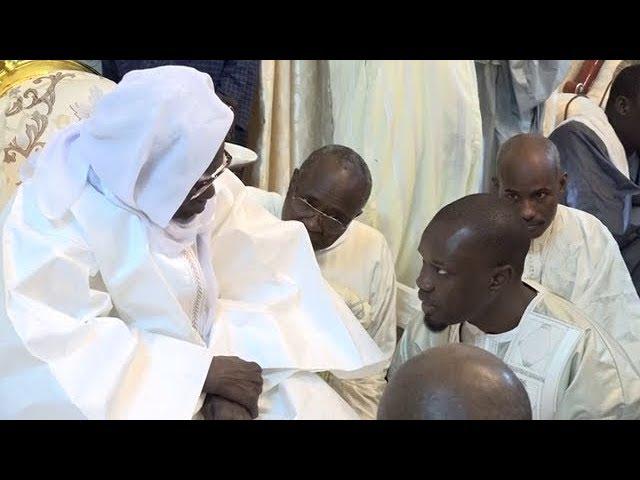 Vidéo - Le ziarra de Ousmane  Sonko à Touba