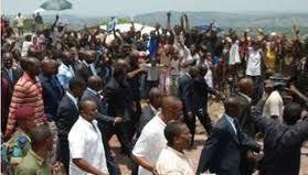 CAN 2012 : Le TP Mazembé a fêté la victoire de la Zambie