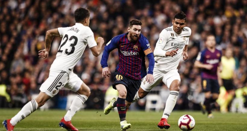 Liga: le Clasico reporté