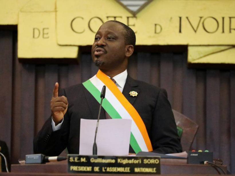 Côte d'Ivoire: Guillaume Soro officiellement candidat à la présidentielle 2020