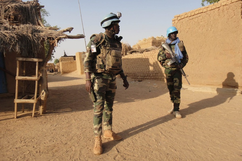 Mali: une milice Dogon barre la route à une patrouille sénégalaise de la Munisma à Bandiagara (Mopti)