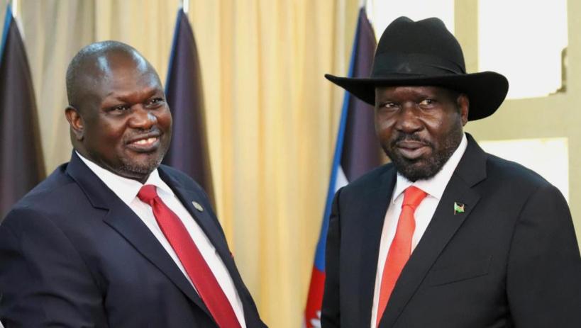 L'Église catholique s'inquiète de la situation au Soudan du Sud