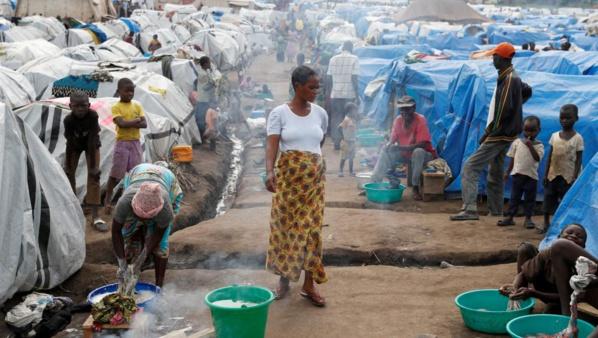 La RDC manque de financements pour les déplacés, notamment en Ituri