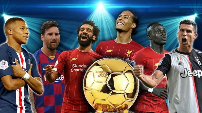 La liste complète des 30 nommés pour le Ballon d'Or France Football 2019