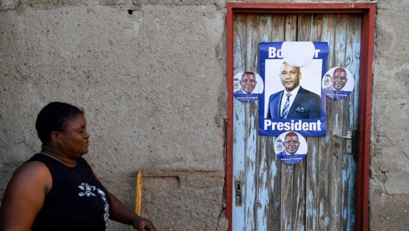 Élection au Botswana: une présidentielle à suspense