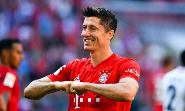 LdC : Lewandowski se rapproche de Benzema