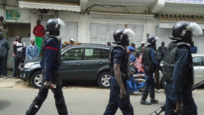 """Obélisque, """"Opération Fanane"""" de """"Y'en a marre"""", la police fait """"la chasse à l'homme"""""""