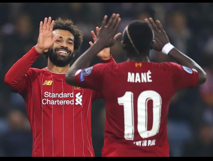 Ligue des champions : Sadio et les Reds se régalent à Genk