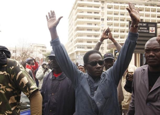 Manifestation M23 à la place de l'indépendance: Ibrahima Fall, Idrissa Seck, Bara Tall et Pape Diouf seuls leaders présents