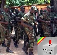 Présidentielle 2012 : Les paramilitaires et militaires aux urnes