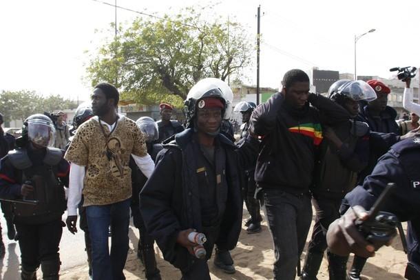 Dernière minute: Kilifeu, Simon et d'autres membres de Yen a marre en liberté provisoire
