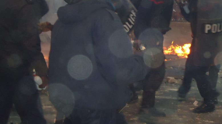 Dernière minute: Manifestation des jeunes de Rufisque et de Bargny - circulation bloquée