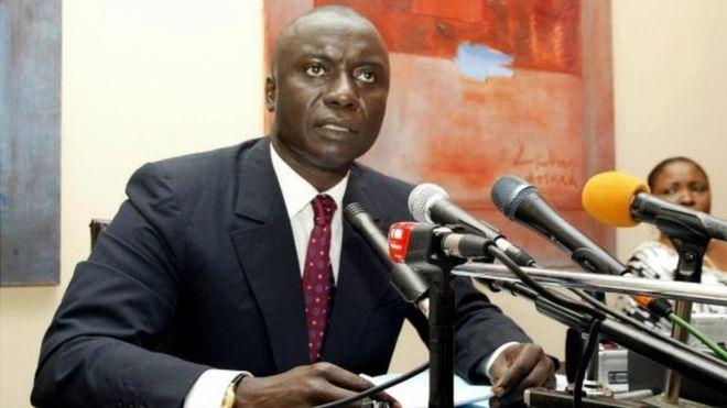 Idrissa Seck prend parole ce samedi