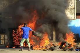 Rufisque: Malgré la mort d'un jeune homme, les manifestations s'intensifient