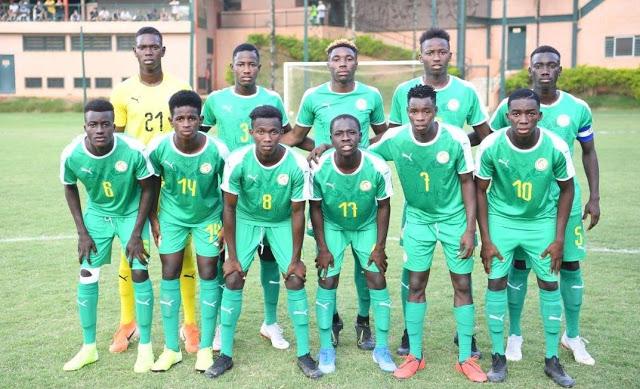 Mondial U17: le Sénégal affronte les Etats-Unis ce dimanche