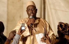 """Présidentielle 2012 : Macky Sall """"C'est illusoire de faire croire aux Français qu'Abdoulaye Wade peut gagner"""""""
