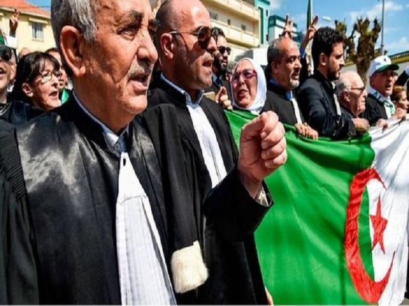 Grève illimitée des magistrats en Algérie