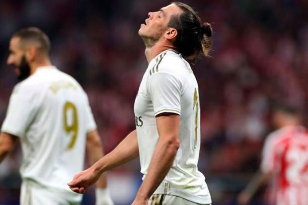 Real : Bale poussé vers la sortie ?