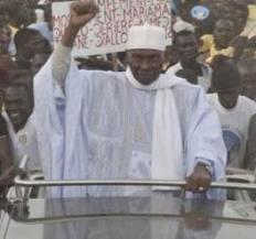 Abdoulaye Wade à Bambèye : « Nous n'avons de leçons à recevoir d'aucun pays »