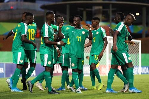 Mondial U17: le Sénégal bat les Pays-Bas 3-1 et se qualifie en 8e