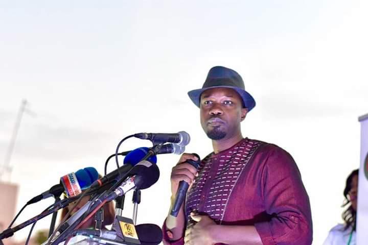 """Sonko sur l'affaire des 94 milliards FCFA: """"Si Mamour Diallo voulait vraiment m'affronter à la barre..."""""""
