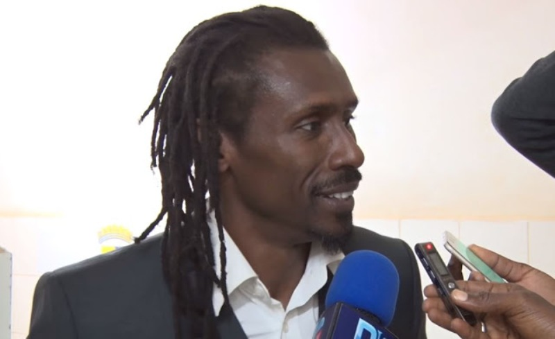 Éliminatoires Can2021: Aliou Cissé convoque 24 joueurs pour la double confrontation contre le Congo et l'Eswatini