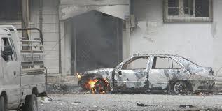 Mort de deux journalistes occidentaux en Syrie