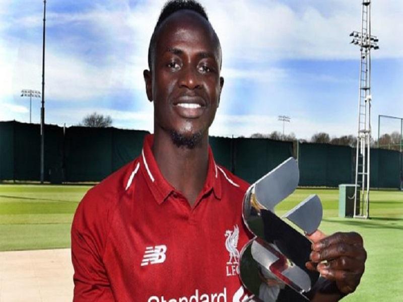 Sadio Mané élu meilleur joueur Africain d'Europe