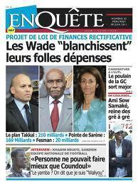 Le journal « Enquête » met sur pied son journal en ligne « Enquête + »