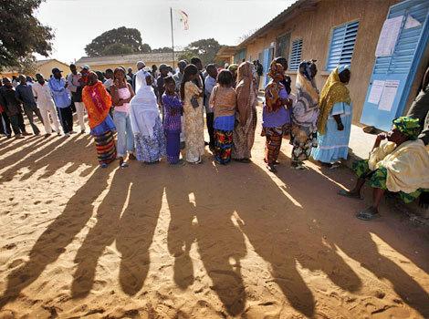 Direct Sénégal - Présidentielle: l'ouverture des bureaux de vote et quelques petites failles notées